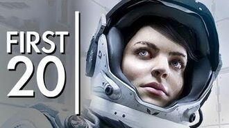The Turing Test - First20