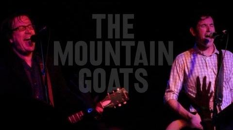 The Mountain Goats (Day 1312 - 6 28 13)