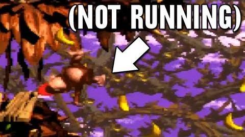 I Wasn't Running!