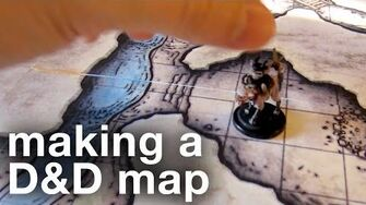 Bring a D&D Map to Life (Day 2110 - 9 4 15)