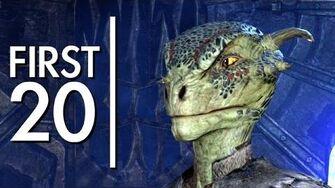 The Elder Scrolls Online - First20