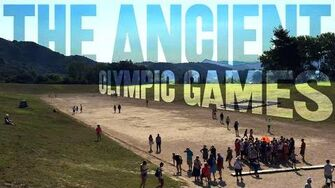 The Ancient Olympic Games (Day 2051 - 7 7 15)