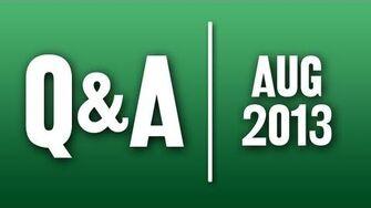 StephenVlog Q&A - August 2013 (w Karley!)-0