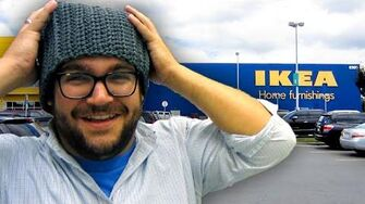 Impromptu Trip to IKEA (Day 2083 - 8 8 15)