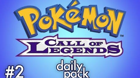 Call of Legends Pkmn 2 - Daily Pack