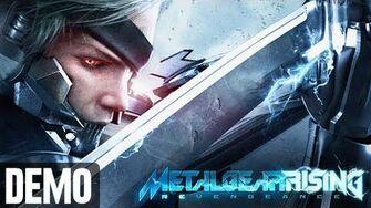 Metal Gear Rising Revengeance - Demo Fridays