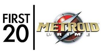 Metroid Prime - First20
