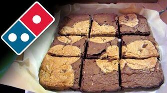 Marble Cookie Brownie Review (Day 2184 - 11 17 15)