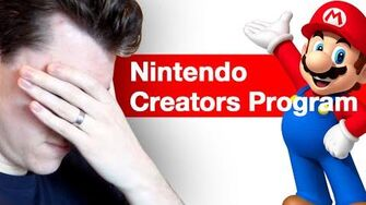 Nintendo Creators Program (Day 1892 - 1 29 15)