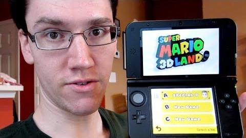 Super Mario 3D Land was Awesome (Day 1412 - 10 6 13)