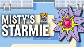 Misty's Starmie