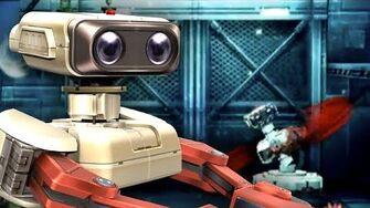 Casper the Friendly Robot