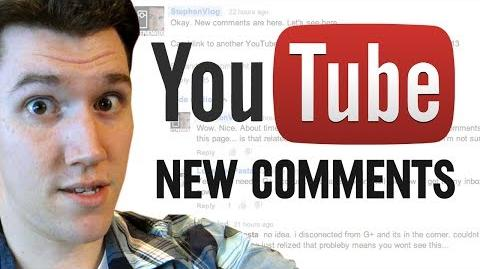 YouTube's New Comment System (Day 1443 - 11 6 13)