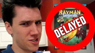 Rayman Legends was Delayed (Day 1171 - 2 7 13)