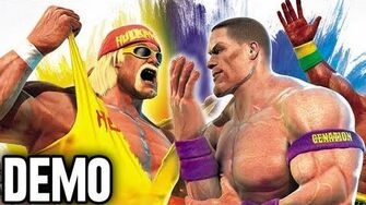 WWE All Stars - Demo Fridays