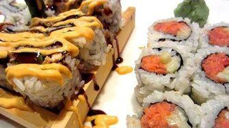 Sushi Standbys (Day 1626 - 5 8 14)