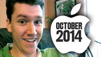 Apple Event October 2014 (Day 1795 - 10 24 14)