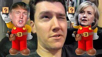 All The Debates Super Mario Maker (Day 2123 - 9 17 15)