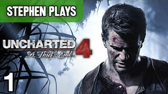 """Uncharted 4 -1 - """"Time for Adventure!"""""""