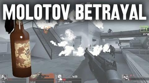 The Molotov Betrayal