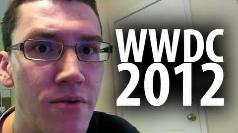 WWDC 2012 (Day 930 - 6 11 12
