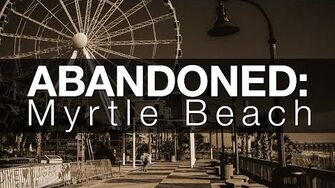 Abandoned Myrtle Beach (Day 1891 - 1 28 15)