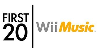 Wii Music - First20 (w Mal)
