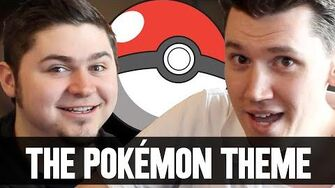 Josh Jepson & Stephen Georg sing The Pokémon Theme Song