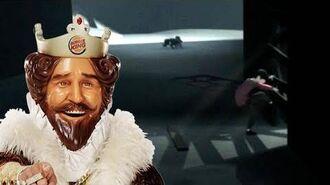 HEAD TO BURGER KING!