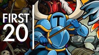 Shovel Knight - First20