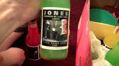 Big Lots Sells Jones (Day 829 - 3/2/12)