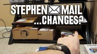 I Want To Change Mail (Day 1074 - 11 2 12)