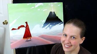 Journey Painting is SUCCESS (Day 2268 - 2 9 16)