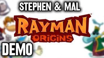 Rayman Origins - Demo Fridays