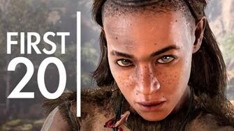 Far Cry Primal - First20