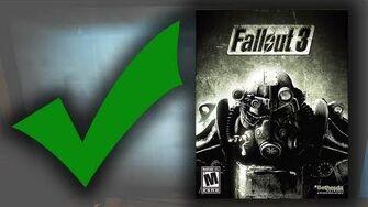 I Beat Fallout 3! (Day 691 - 10 16 11)