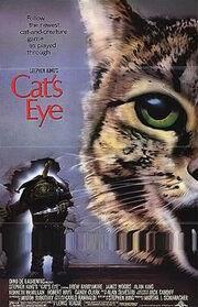 Cat's Eye (poster)