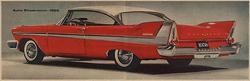 PlymouthFury 1958