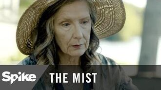 The Mist 'Meet Nathalie Raven' ft. Frances Conroy Character Profile