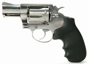 Amanda's gun
