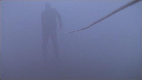 File:Biker in Mist.jpg
