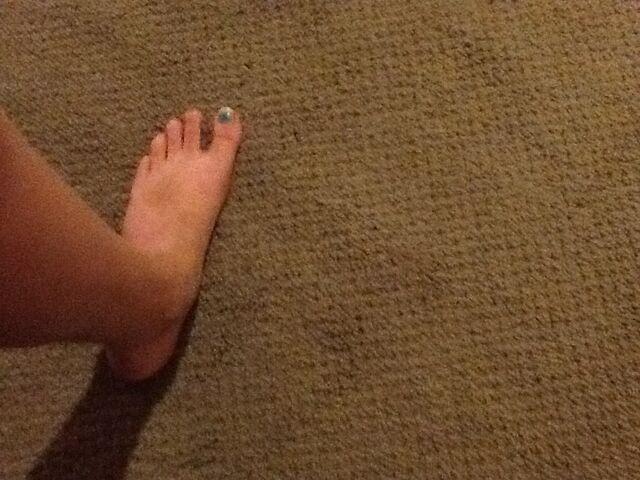 File:My foot.jpg