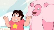 Steven's Lion Steven Shrug