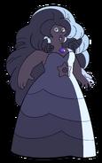 Amethyst as Rose