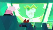 Emerald's aggression