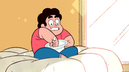 SU - Arcade Mania Steven Eating cereal