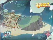 SU-Beach City Map