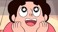 Steven's Lion Steven Amazed