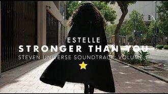 STRONGER THAN YOU *OFFICIAL MUSIC VIDEO* STEVEN UNIVERSE CARTOON NETWORK