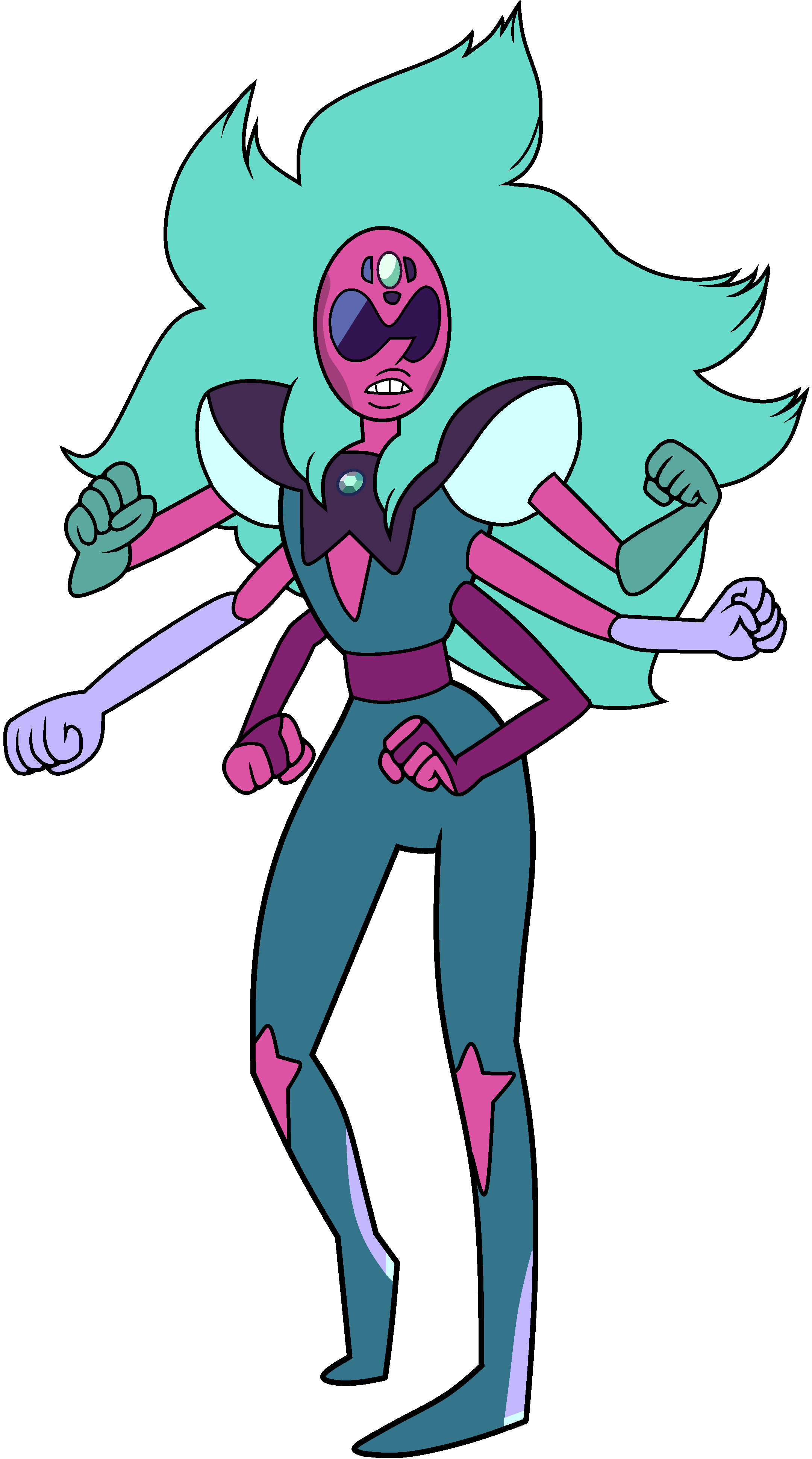 Alexandrite By King